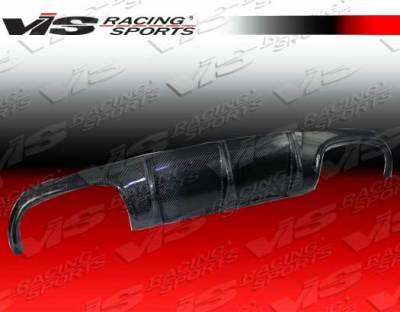 VIS Racing - Mercedes-Benz CLK VIS Racing DTM Carbon Fiber Rear Diffuser - 03MEW2092DDTM-032C