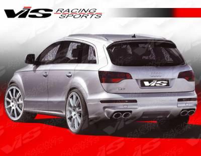 VIS Racing - Audi Q7 VIS Racing M Tech Rear Addon - 06AUQ74DMTH-012