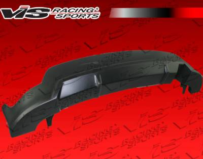 VIS Racing - Suzuki SX4 VIS Racing Fuzion Rear Lip - 08SZSX4DFUZ-012