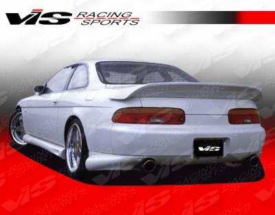 VIS Racing - Lexus SC VIS Racing Ballistix Rear Addon - 92LXSC32DBX-012
