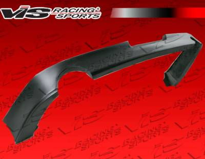 VIS Racing - Lexus SC VIS Racing V-Spec Rear Lip - 92LXSC32DVSC-012