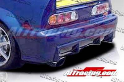 AIT Racing - Honda CRX AIT Racing BC Style Rear Bumper - HX88HIBCSRB
