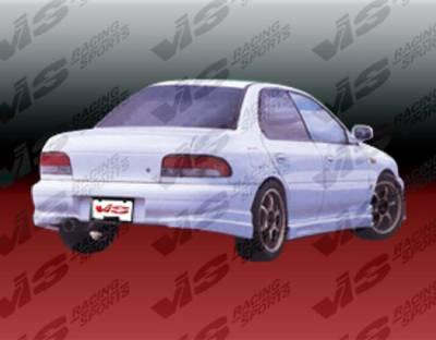 VIS Racing - Subaru Impreza VIS Racing Tracer Rear Addon - 93SBIMP4DTRA-012