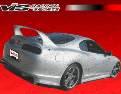 VIS Racing - Toyota Supra VIS Racing Demon Rear Addon - 93TYSUP2DDEM-012