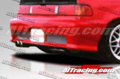 AIT Racing - Honda CRX AIT Racing MGN Style Rear Bumper - HX88HIMGNRB