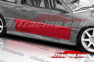AIT Racing - Honda Civic HB AIT Racing MGN Style Door Caps - HX88HIMGNSD