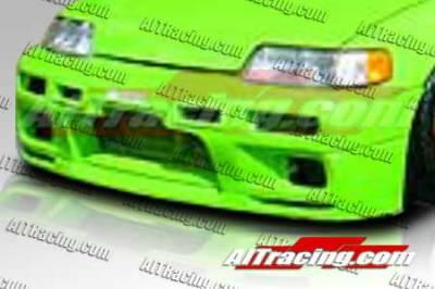 AIT Racing - Honda CRX AIT Racing R33 Style Front Bumper - HX88HIR33FB