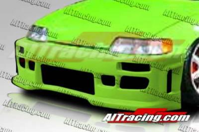 AIT Racing - Honda CRX AIT Racing Revolution Style Front Bumper - HX88HIREVFB