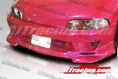 AIT Racing - Honda CRX AIT Racing SF1 Style Front Bumper - HX88HISF1FB