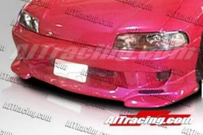 AIT Racing - Honda CRX AIT Racing SF1 Style Front Bumper - HX88HISFIFB
