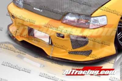 AIT Racing - Honda CRX AIT Racing VS Style Front Bumper - HX88HIVSSFB