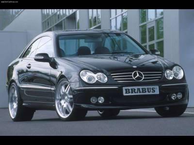 Brabus - Mercedes CLK W209 Aero Kit