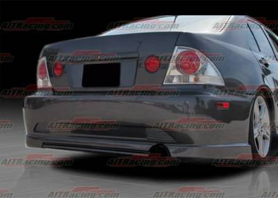 AIT Racing - Lexus IS AIT Racing CW Style Rear Bumper - IS300HICWSRB