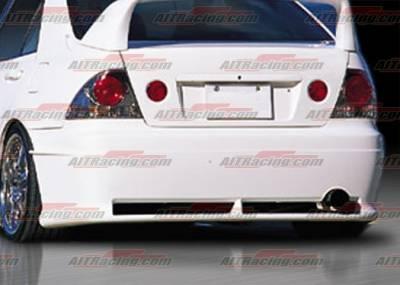 AIT Racing - Lexus IS AIT Racing Falcon Style Rear Bumper - IS300HIFALRB