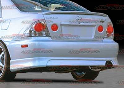 AIT Racing - Lexus IS AIT Racing TRD Style Rear Bumper - IS300HITRDRB