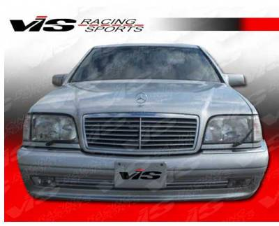Custom - W140 Laser Body Kit
