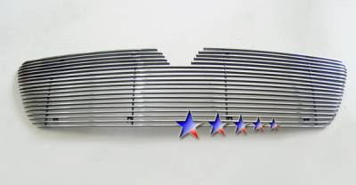 APS - Lincoln Navigator APS Billet Grille - Upper - Aluminum - L66544A