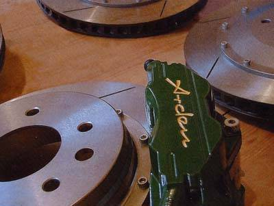 Custom - Arden Front Brake Kit