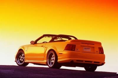 Xenon - Ford Mustang Xenon Rear Valance - 4394