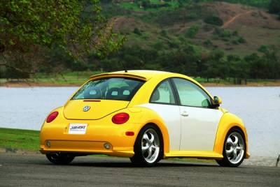 Xenon - Volkswagen Beetle Xenon Rear Valance - 4404
