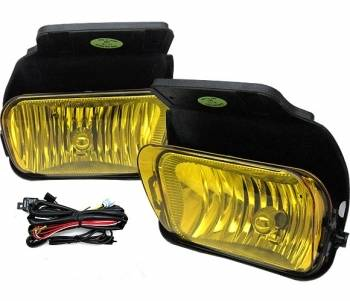 4CarOption - Chevrolet Silverado 4CarOption Fog Light Kit - LHF-CSV03H