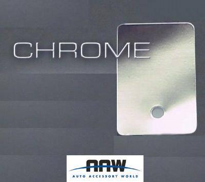 Custom - Chrome Dash Trim Kit