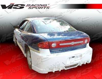 VIS Racing - Chevrolet Cavalier VIS Racing EVO-5 Rear Bumper - 00CHCAV2DEVO5-002