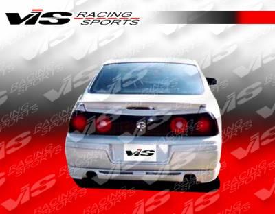 VIS Racing - Chevrolet Impala VIS Racing Omega Rear Lip - 00CHIMP4DOMA-012