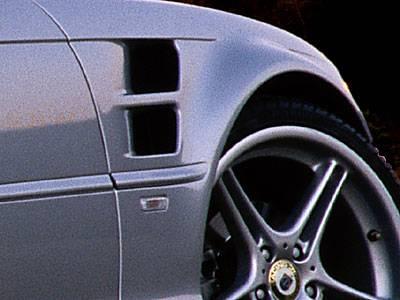 Racing Dynamics - E46 TORNADO Fender Set