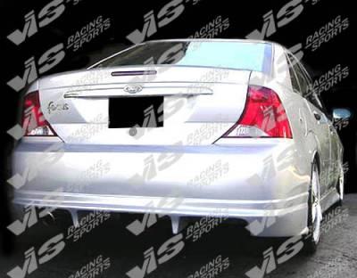 VIS Racing - Ford Focus VIS Racing Rear Bumper - 00FDFOCSWQST-002