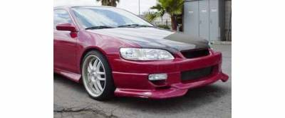 Sense - Honda Accord Sense Street Fighter 2 Style Front Bumper - SF2-45F