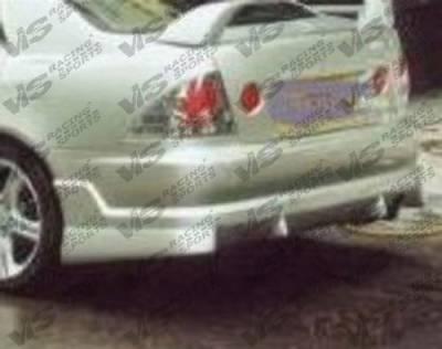 VIS Racing - Lexus IS VIS Racing Walker Rear Bumper - 00LXIS34DWAL-002