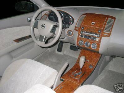 Custom - Wood Dash Trim Kit
