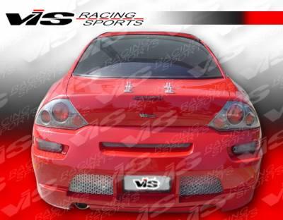 VIS Racing - Mitsubishi Eclipse VIS Racing Torque Rear Bumper - 00MTECL2DTQ-002