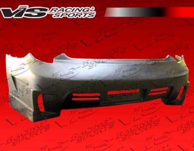 VIS Racing - Toyota Celica VIS Racing GT Bomber Rear Bumper - 00TYCEL2DGB-002