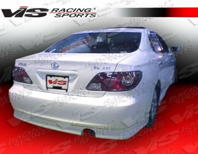 VIS Racing - Lexus ES VIS Racing VIP Rear Lip - 02LXES34DVIP-012