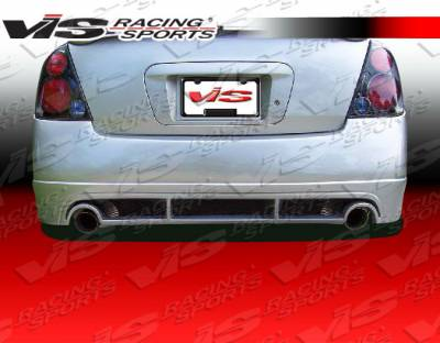 VIS Racing - Nissan Altima VIS Racing Magnum Rear Bumper - Urethane - 02NSALT4DV6MAG-002
