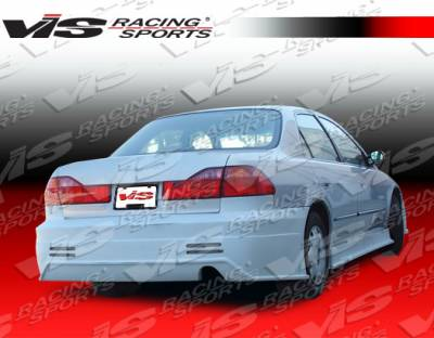 VIS Racing - Toyota Camry VIS Racing Prodigy Rear Bumper - 02TYCAM4DPRO-002