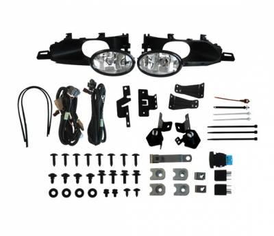 4CarOption - Honda CRV 4CarOption Fog Light Kit - LHF-HRV03