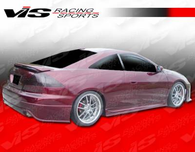 VIS Racing - Honda Accord 2DR VIS Racing Prodigy Rear Bumper - 03HDACC2DPRO-002