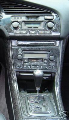Custom - Dash Trim Kit