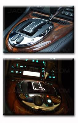 Custom - R Shifter Bezel Kit