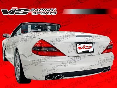 VIS Racing - Mercedes-Benz SL VIS Racing SL63 Rear Bumper - 03MER2302DSL63-002