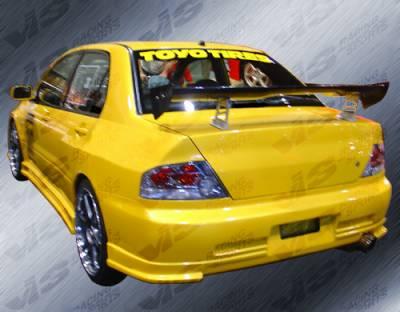 VIS Racing - Mitsubishi Evolution 8 VIS Racing Tracer Rear Bumper - 03MTEV84DTRA-002