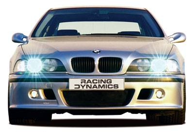 Racing Dynamics - BMW 5-Series E39 R48 Front Spoiler