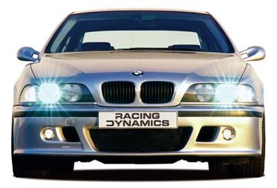Racing Dynamics - BMW 5-Series E39 R48 Front Spoiler