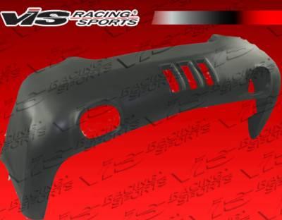 VIS Racing - Nissan Maxima VIS Racing VIP Rear Bumper - 04NSMAX4DVIP-002