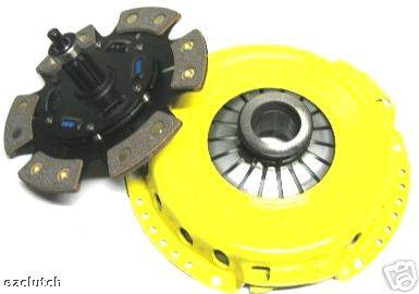 Custom - E24 M6 Stage 3 Clutch Kit