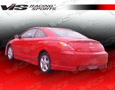 VIS Racing - Toyota Solara VIS Racing EVO-5 Rear Bumper - 04TYSOL2DEVO5-002