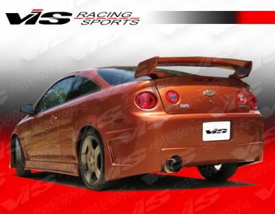 VIS Racing - Chevrolet Cobalt 2DR VIS Racing TSC-3 Rear Bumper - 05CHCOB2DTSC3-002